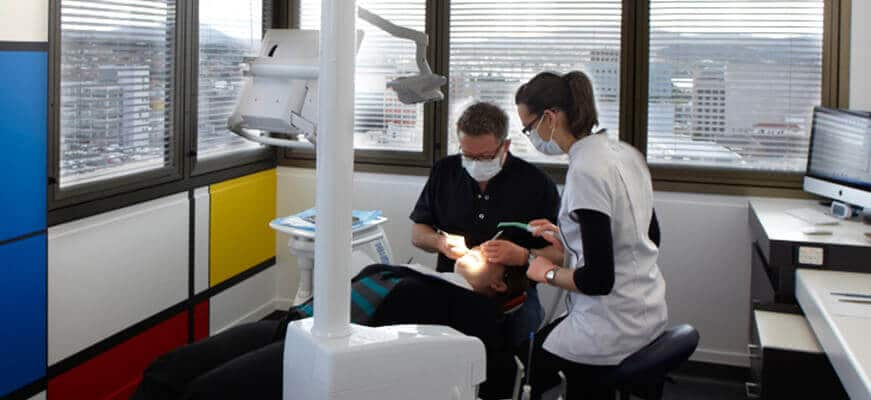 restorative dentist in Hobart
