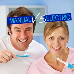 What is better manual or electric toothbrushes?