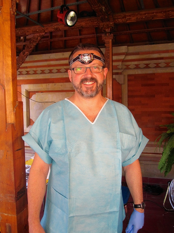 Dr. Ian Gurner