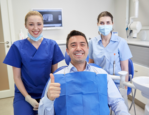 How To Get A Stubborn Man To Go To The Dentist